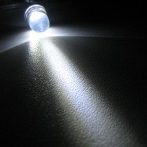 100pcs Led Branco 5mm Alto Brilho Transparente Luz Arduino