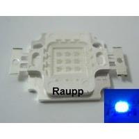 10w Super Power Led Royal Blue 450-455nm - Azul Actínico