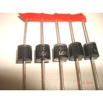 Diodo Schottky 15sq045 15a 45v Para Painel Solar, 5 Peças