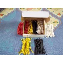 Espaguete Termo Retratil Kit Coloridos - 1mm - Promoção