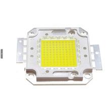 Super Led 100w Branco Frio - Xenon - 10.000 Lm - 6000- 6500k