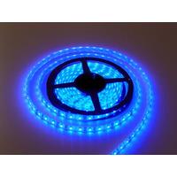 Fita Led Automotiva Luz Azul Rolo De 5mts Resistente Agua!