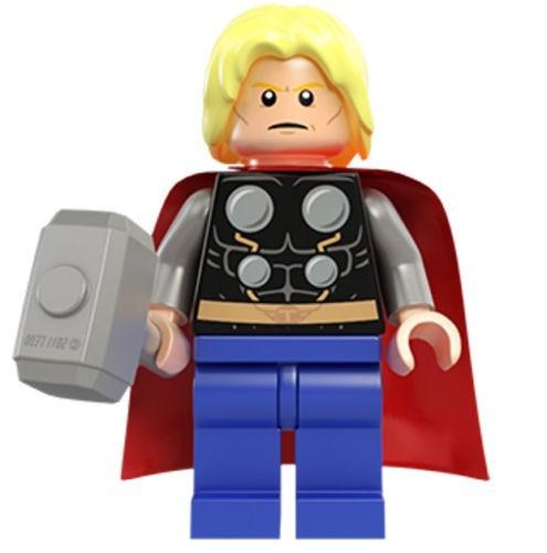 lego superheroes thor 76018 algema frete r 5 00 r