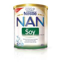 Leite Nan Soy 400g (12 Latas)