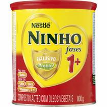 Kit 6 Leites Ninho Fases 1+ 800g