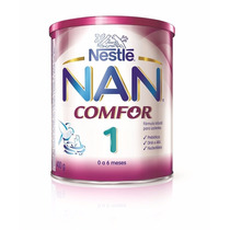 Leite Nan Comfor 1 800g Kit Com 6 Latas