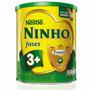Leite Ninho Fases 3+ 400g Kit Com 6 Latas