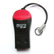 Mini Leitor Gravador De Cartão De Memória Micro Sd Usb 2.0