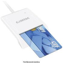 Leitor/gravador Certificado Digital/smartcards Usb2.0 Comtac