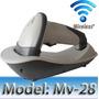Leitor De Código De Barras Laser Mv28 Sem Fio Wireless Novo!