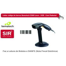 Leitor Código De Barras Bematech S500 Laser - Usb