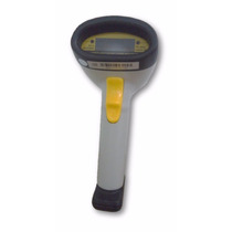 Leitor Scanner De Código Barra Laser Cabo Usb 30cm Distância