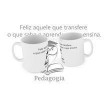 Caneca Professor, Caneca Personalizada Pedagogia