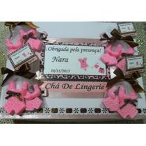 Caixa Com 50 Lembrancinha Chá De Lingerie