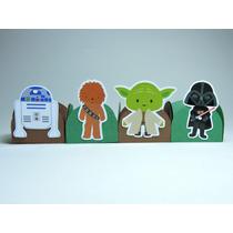 Forminhas De Doces Personalizadas - Star Wars