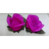 100 Forminhas Flor De Papel Docinhos,doces Finos E Bombons