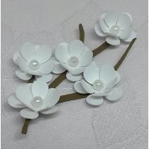 24 Ramos Flores Cerejeira - Origami Lembrancinha Sakura (b)