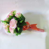 Buquê Casamento/noiva Romântico Retrô Modelo Bailarina