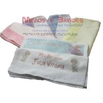 Toalha Personalizadas Lavabo (10 Unidades) >> Super Pr