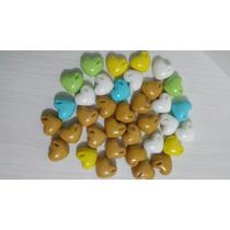 300 Mini Sabonetes De Coração - Lembrancinhas - Sabonetinhos