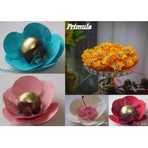 50 Forminhas De Doce Para Casamento Aniversário Flor