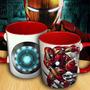 Caneca Personalizada Heróis Homem De Ferro Iron Men