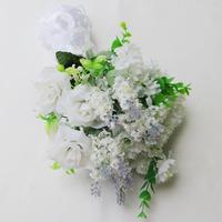 Buquê Bouquet Casamento Vestido De Noiva- Pague Com Cartão