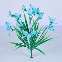 Mini Buquê De Lirio Cor Sortida 34 Cm - Flores Artificiais