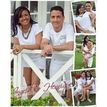 Banner Lona Casamento Personalizado Com A Foto Dos Noivos