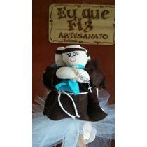 Buque Santo Antonio Com 2 Bonecos