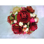 Buque Bouquet Noiva Flores Desidratadas Artesanal