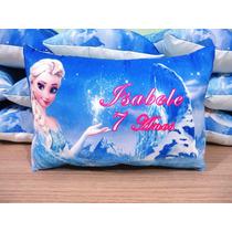 Almofada Personalizada Frozen 20x30 10 Unidades