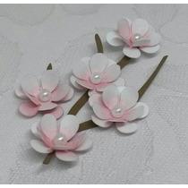 24 Ramos Flores Cerejeira - Origami Lembrancinha Sakura (r)