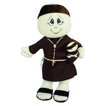 Boneco Santo Antonio Pelúcia - Casamento - Santo Antonio.