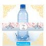 50 Rotulos Garrafinha Agua Mineral Linha Casamento2016 Vinil