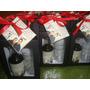10 Kits Mini Vinho Com 2 Tacinhas + Caixinha + Laço + Arte