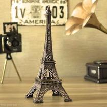 Lembrancinha Casamento Aniversário Torre Eiffel 18cm 60 Unid