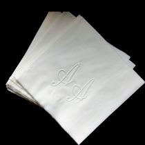 Guardanapos Personalizados Folha Dupla 23x23cm