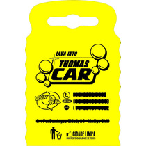 Lixeira Para Veículo Tnt Lixo Car Personalizadas 1000 Unid C