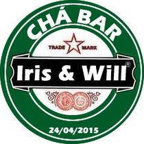 Bolacha De Chopp Personalizadas Aniversár Casamento Chá Bar