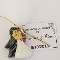 Promoção!! 300 Noivinhos - Lembrancinhas De Casamento C/ Imã