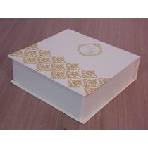 15 -caixas Convite Para Padrinhos,,17x17x4 Personalizada