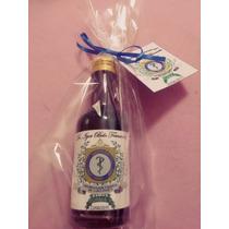 30 Mini Vinho Personalizado Casamento Noivado Lembrancinha