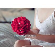 Buque Noiva Feito Em Eva