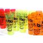 100 Copos Long Drink Brindes Frete Grátis Personalizado Neon