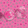 Papel De Trufa Coracoes Pink - Pct C/ 100 Und