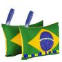 Almofadas-chaveiro Personalizadas 10x10 Pra Sua Festa