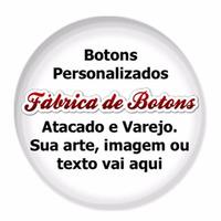 Boton Personalizado Botton Broche Button Buton 3,5cm