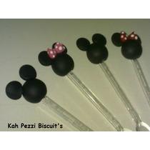 Colherzinha De Biscuit Mickey E Minie