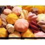 Kit Com 30 Sabonetes Suspiro E Marshmallow